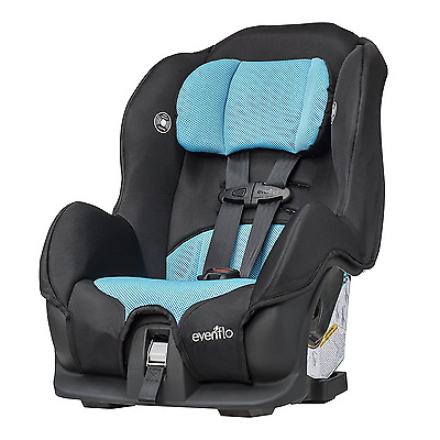 Evenflo Tribute LX Convertible Car Seat Neptune Stable Vehicle Safety Restraints
