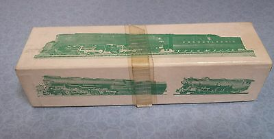 Vintage HO Unpainted Pennsylvania Scale Model/Bowser PCC Trolley in Original Box