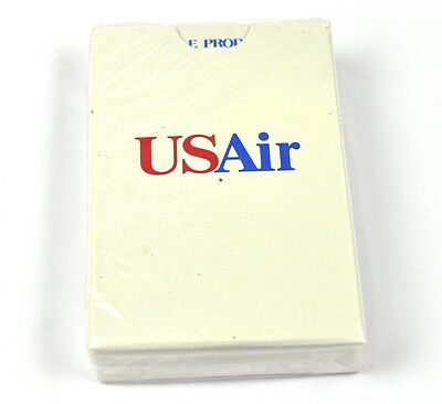 USAir US Airways Fluggesellscha Spielkarten Karten USA Kartenspiel Playing Cards