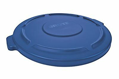 Brute 261960GRAY Round Brute Lid, For Use With Brute 20 Gal Container, 19-7/8 In