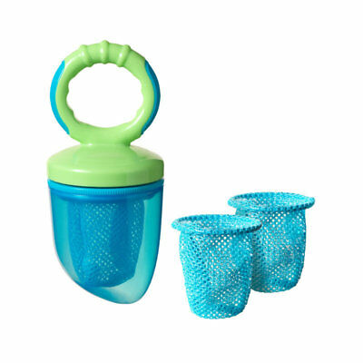 NEW Tommee Tippee Fresh Food Feeder 4m+ - Blue from Baby Barn Discounts