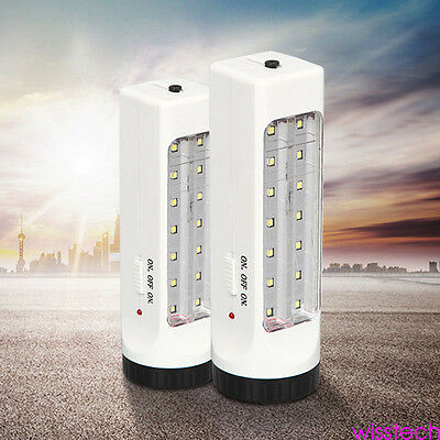 Rechargeable LED Flashlight Torch Home Outdoor Emergency LED Light Lamp Durable