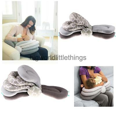Cotton Baby Adjustable Breastfeeding Nursing Pillow Maternity Feeding Support