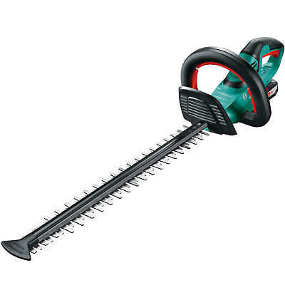Bosch AHS 50-20 LI 18v Cordless Hedge Trimmer 500mm 1 x 2.5ah Li-ion