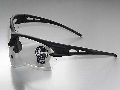 Lunettes polarisees protection uv 400 + boite protection. paintball airsoft #12