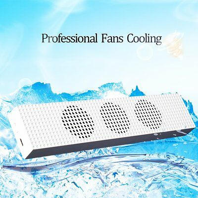 3 Fans Cooling Fan Stand Holder Cooler Stand Suitable For XBOX ONES Console AU