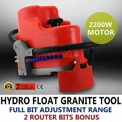 Granite Marble Router Profile Edge Grinding Travertine Synchronou Belt Low Noise
