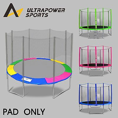 ULTRAPOWER 8 10 12 13 14FT Replacement Trampoline Pad Spring Cover Padding PVC