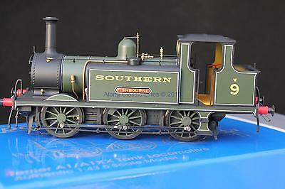Dapol 7S-010-010 Class A1X 'Terrier' 0-6-0T W9 'Fishbourne' in Southern Railway