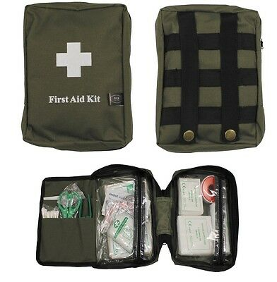 First Aid Pack Large MFH großes Erste-Hilfe-Set in Molle Tasche Notfallset