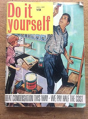 Vintage 1960s do it yourself magazine april 1965 lots of adverts vintage 1960s do it yourself magazine april 1965 lots of adverts advertisements solutioingenieria Gallery