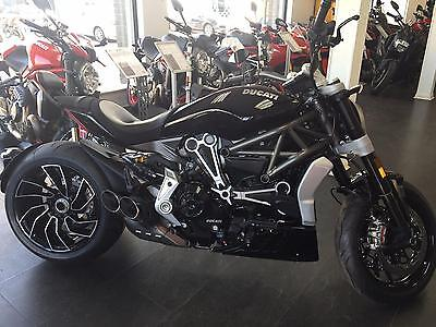 Ducati X Diavel S ABS Custom 2017 S ABS 67 PreReg  New custom cruiser motorcycle