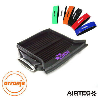 Airtec MINI Cooper S R53 JCW GP Top Mount Intercooler - Silver - SNOOT BOOTS