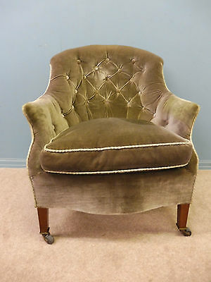 Victorian Antique  Armchair Circa 1890