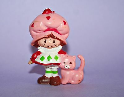 Emily Erdbeer Miniatur / Strawberry Shortcake Miniatures