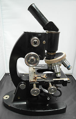 Cooke Troughton & Simms (Vickers) M15 Microscope