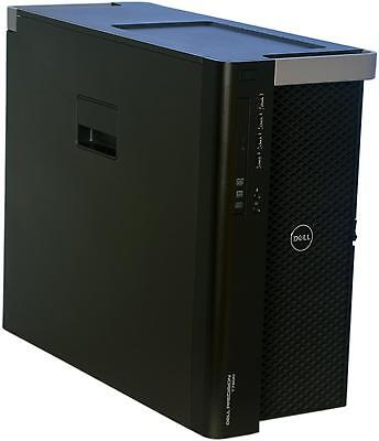 Dell Precision T7600 1x OctaCore IntelXeon E5-2687W 3.10GHz 128GB RAM, 250GB SSD