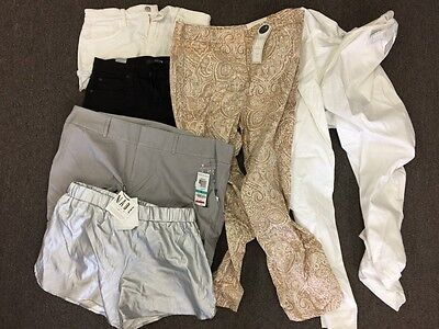 Dept Store Women's PLUS Shorts And Pants (Lot No: QP170001)
