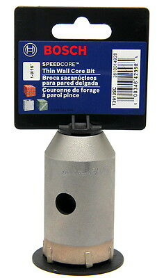 Bosch T3913SC 1-9/16-Inch Sds-Plus Speedcore Thin-Wall Rotary Hammer Core Bit