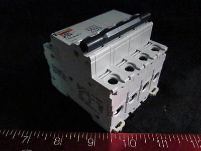 Applied Materials (AMAT) C60HD-40A CIRCUIT BREAKER 40AMP 3POLE 415VAC D CURVE, 1