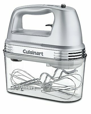 Cuisinart HM-90BCS Power Advantage Plus 9-Speed Handheld Mixer with Storage Case