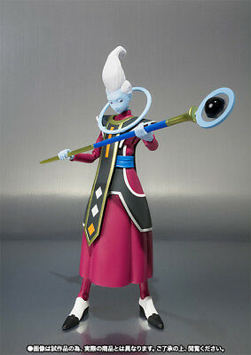 Whis Dragon Ball Super S.H. Figuarts Action Figure AUTHENTIC