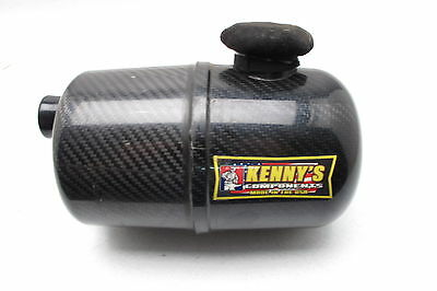 Carbon Fiber Oil Breather Tank KENNY'S COMPONENTS Dry Sump NASCAR ARCA SCCA  #2