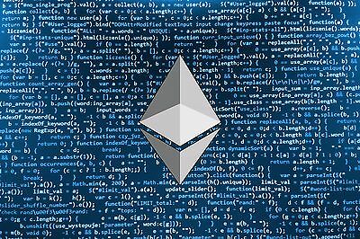 New 130 Mega Hash Ethereum Mining Contract 120 Hours - Guranteed 1 Coin Or More!