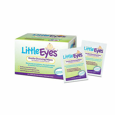 Little Eyes Cleansing Wipes