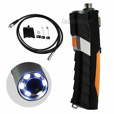 Wifi 8.5mm Endoscope Borescope Inspection Camera Waterproof 3M Cable 1W CREE LED