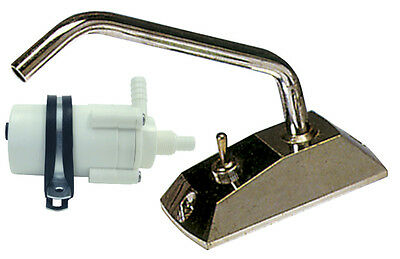 New TMC Freshwater systems TMC Galley Pump and Faucet Set