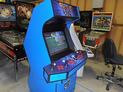 Rare 4 Player Arcade 2019 Games Upright Play Almost Every Game Made : Mr Pinball