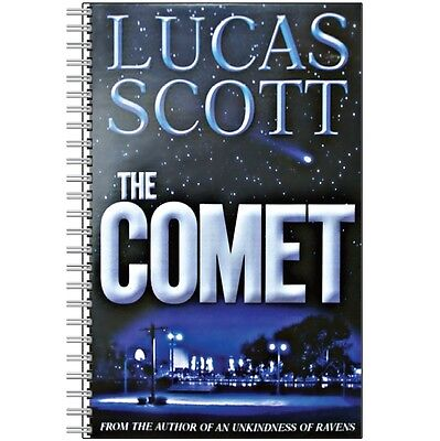THE COMET Notebook - LUCAS SCOTT - ONE TREE HILL