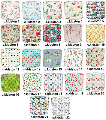 Lampshades Ideal To Match Cath Kidston Wall Hangings Cath Kidston Duvets Covers.
