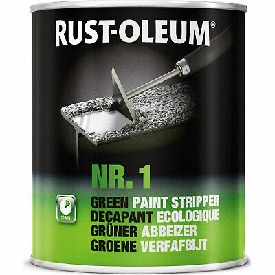 Rust Oleum No.1 Green Paint Stripper 2.5l