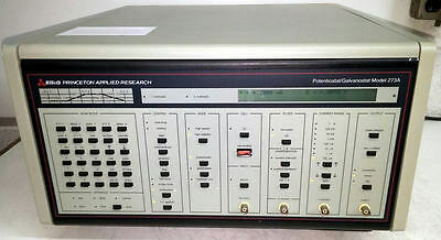 Eg&g Parc Princeton Applied Research Center 273A Potentiostat/galvanostat