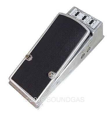 FENDER FUZZ WAH (Blender) Rare USA Guitar Effect Pedal