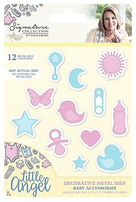 Baby Accessories - Crafter's Companion Sara Signature Little Angel Dies