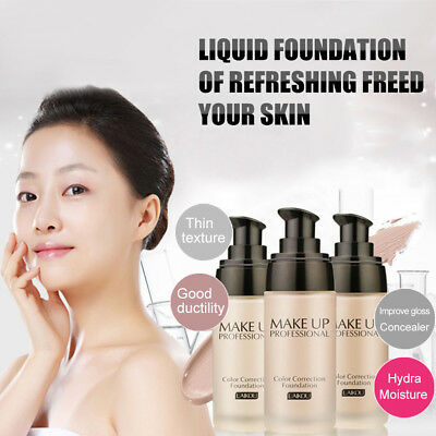 Waterproof Moisturing Long Lasting Perfection Flawless Liquid Foundation TM