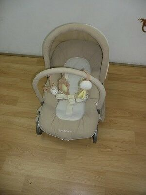 New Childcare Sounds and Motions Babys Bouncer Newborn  Rocker Baby