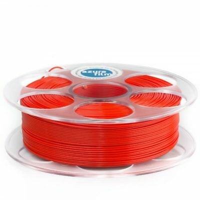 Filamento PLA 1.75 mm 1 Kg Rosso Red stampante 3D printer PLA