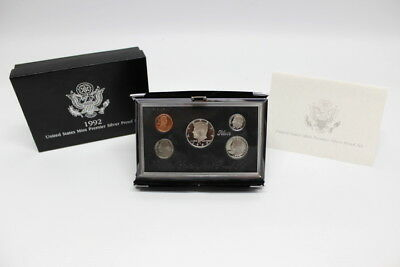 United States Mint Silver Proof Set 1992