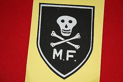 Vietnam Rvn Printed Cloth Patch South Vietnamese Arvn Mike Force Special Forces