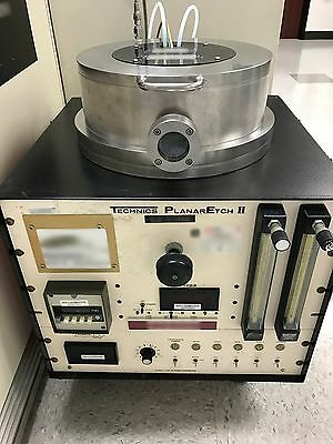 Technics Planar Etch II Plasma Cleaner