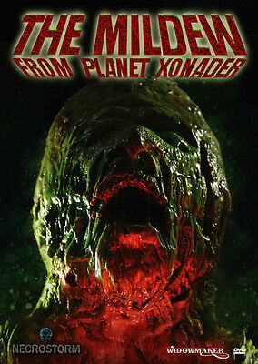 Mildew From Planet Xonader (2017, DVD NUOVO) (REGIONE 1)