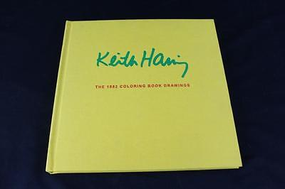 Keith Haring: The 1982 Coloring Book Drawings Briggs Robinson Gallery Hardcover