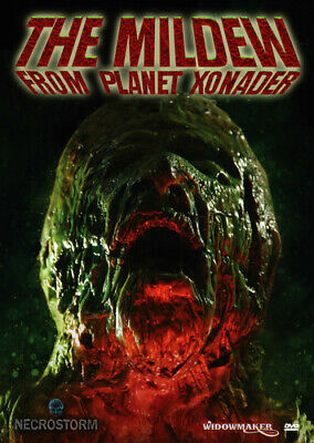 Mildew From Planet Xonader (2017, DVD NUEVO) (REGION 1)