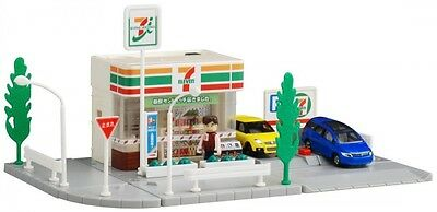 Takara Tomy Tomica town - Seven-Eleven Wholesale Free Shipping New Japan Import