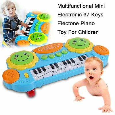 Baby Infant Toddler Developmental Toy Kids Musical Piano Early Educational Game.