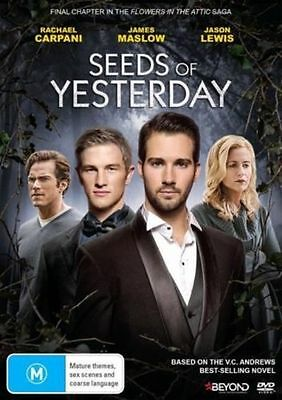 SEEDS OF YESTERDAY -  DVD - Region 2 UK Compatible - New & sealed